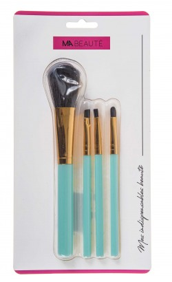 24 Sets de 4 Pinceaux Maquillage