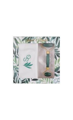 copy of Coffret Roller Soins du Visage Jade Rose