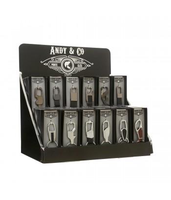48 Porte-clés Homme Andy&Co