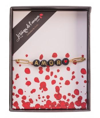 """48 Bracelets """"Au temps de l'amour"""""""